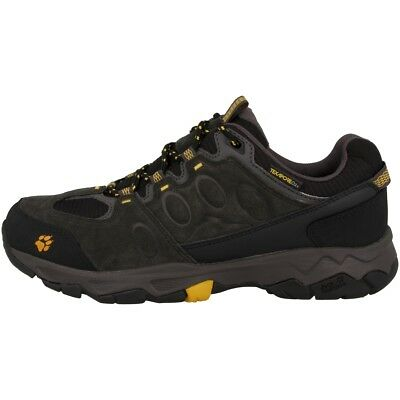 Jack Wolfskin MTN Attack 5 Texapore Low M Outdoor Hiking Schuhe 4017581-3800