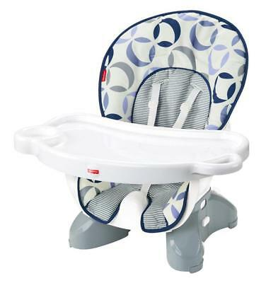 New Fisher-Price SpaceSaver High Chair Seat Pad - Soft Current Model:5F6C70BF