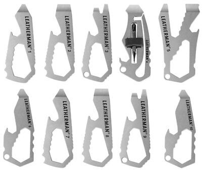 Leatherman | 'By The Numbers' Series | Keychain multi tool range | Choose Type