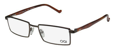 New Ogi 9603 Masculine Design Full-Rim Fabulous Eyeglass Frame/eyewear/glasses