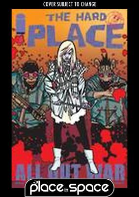 The Hard Place #3D - Walking Dead #116 Variant (Wk43)