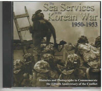 SEA SERVICES IN THE KOREAN WAR 1950-1953 (PC Game, 2000)
