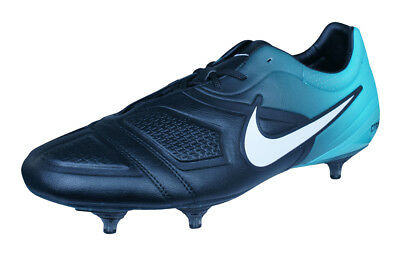 Nike CTR360 Maestri SG Mens Football Boots / Shoes - Black and Blue
