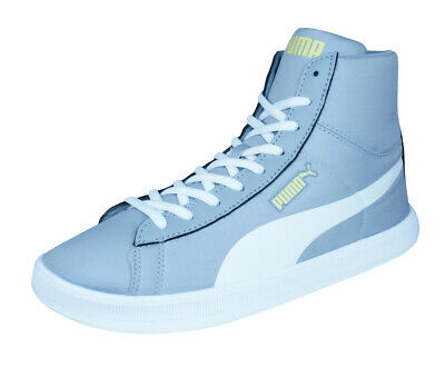 04e5328e519 Puma Archive Lite Mid Ripstop Mens Trainers High Top Sports Shoes - Grey