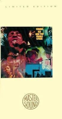 Sly And The Family Stone  RARE OOP ORIG Limited Edition Mastersound CD (Sealed)