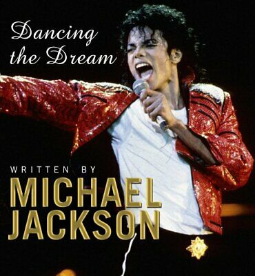 Dancing The Dream by Jackson, Michael Hardback Book The Fast Free Shipping