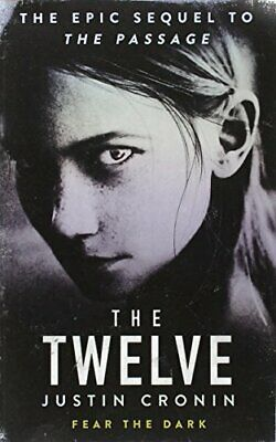 The Twelve (Passage Trilogy 2) by Cronin, Justin Book The Fast Free Shipping