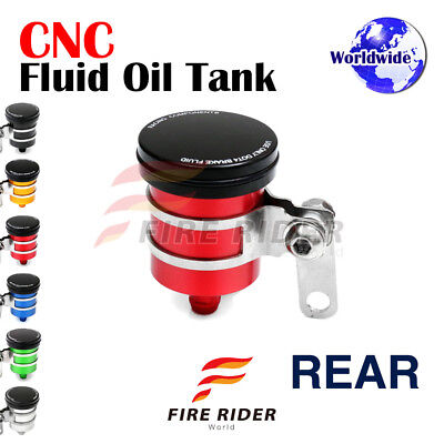 FRW 6C CNC Fluid Reservoir Rear Brake For KTM 990 Superduke / R 05-12 06 07 08