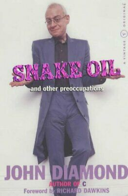 Snake Oil and Other Preoccupations by Dawkins, Richard Paperback Book The Fast