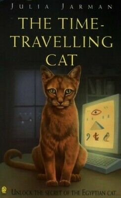 The Time-Travelling Cat by Jarman, Julia Paperback Book The Fast Free Shipping