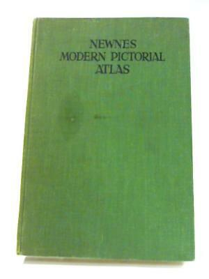 Newnes Modern Pictorial Atlas: Political-Commercial Book (Anon) (ID:15477)
