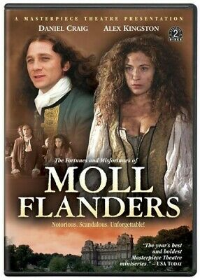 Fortunes & Misfortunes of Moll [DVD] [19 DVD Incredible Value and Free Shipping!