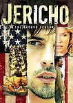 Jericho - The Second Season (DVD, 2008, Multi-Disc Set - Sensormatic Packaging)