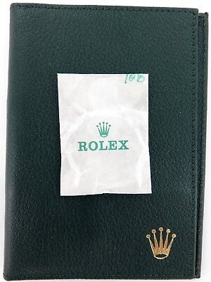 .rolex New Old Stock 108 Plexi, Suits 6494, 6518, 6694. Still Sealed On Pack.