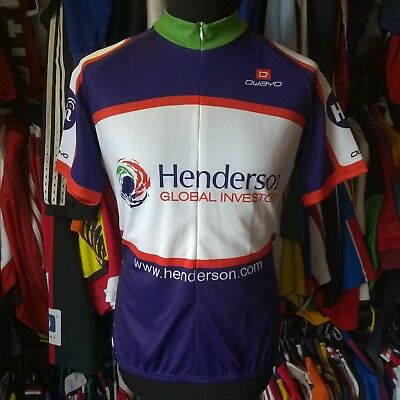 Henderson Road Cycling Shirt Made In Germany Owayo Jersey Size Adult Xl 45d89f4a4