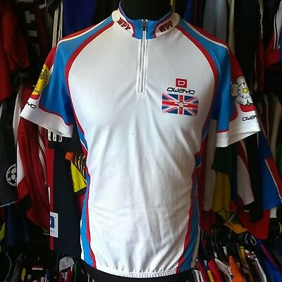 Woolly Pedallers Harden Road Cycling Shirt Owayo Jersey Size Adult Xl 5de58c77b