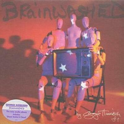 George Harrison : Brainwashed CD (2002) Highly Rated eBay Seller, Great Prices