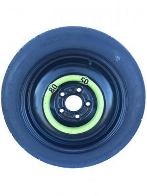 Spare Wheel 125/80-17 For Audi A4 11/2007 > 10/2015 518