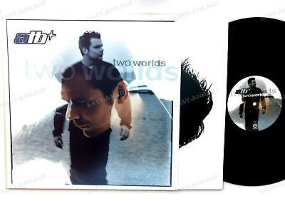 ATB - Two Worlds GER 2LP 2000 FOC + Innerbag Top! Rare On Vinyl /2