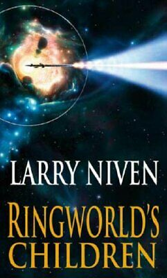 Ringworld's Children by Niven, Larry Paperback Book The Fast Free Shipping