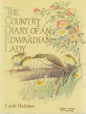 The Country Diary of an Edwardian Lady by Holden, Edith Paperback Book The Fast