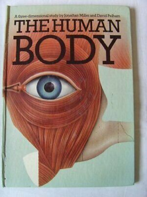 The Human Body by Pelham, Mr. David Hardback Book The Fast Free Shipping
