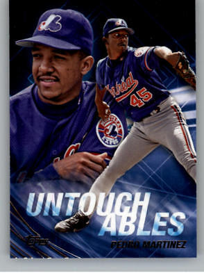 2017 Topps Update Untouchables Baseball Insert Cards Pick From List