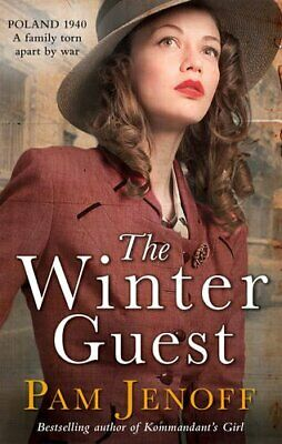 The Winter Guest by Jenoff, Pam Book The Fast Free Shipping