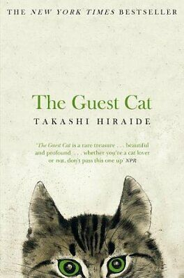 The Guest Cat by Hiraide, Takashi Book The Fast Free Shipping