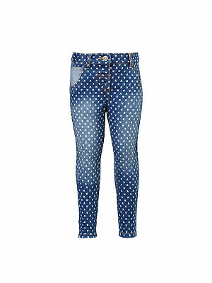 Mini V By Very Printed Skinny Jeans