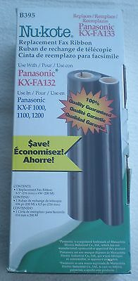 Nu-Kote Fax Ribbon - Panasonic KX-FA133/ KX-FA132 Equal - NEW