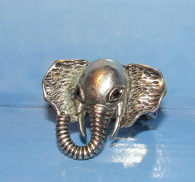 Women Jewelry Charming Beauty Elephant Face Ring Nice Vintage Style