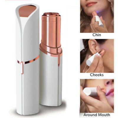 Finshing Face Touch Flawless Epilators Women Painless Face Facial Hair Remover