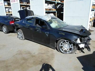 L Rear Side Door Fits 11-16 Charger 7825663