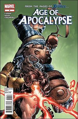 Marvel Comics Age of Apocalypse 6 NM-/M 2012