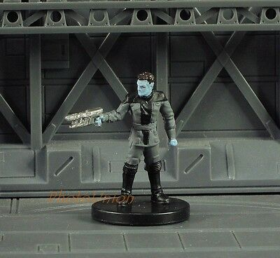 WOTC Star Wars Miniature Minis Universe Fringe Chiss Trooper K381V