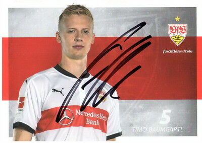 autogrammkarte 17 18 ron robert zieler vfb stuttgart ak. Black Bedroom Furniture Sets. Home Design Ideas