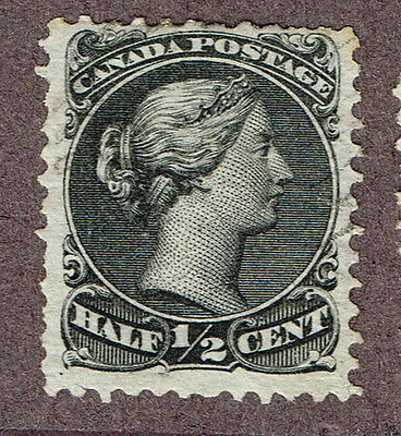 Canada Large Queen 21 Fine   (Uje13