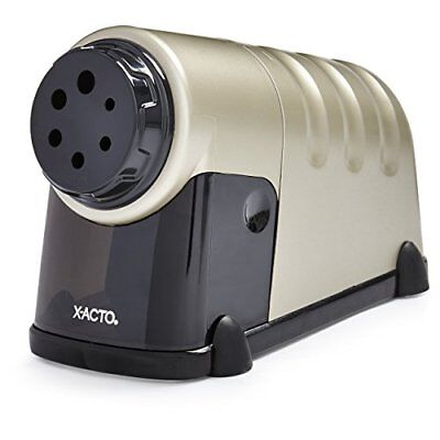 X-ACTO High Volume Commerical Electric Pencil Sharpener, Model 41, Beige New