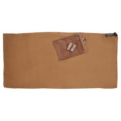 McNett OutGo Microfiber Towel Medium Coyote Tan 44030