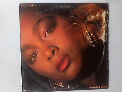 "Jingling Baby Vinyl (12"" Mixes) 12in (LL Cool J - 1990) 44-73147 (ID:15089)"