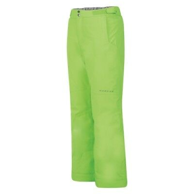 dare2b Take on Pant neon green Kinderhose Skihose Schneehose Winter outdoor neu