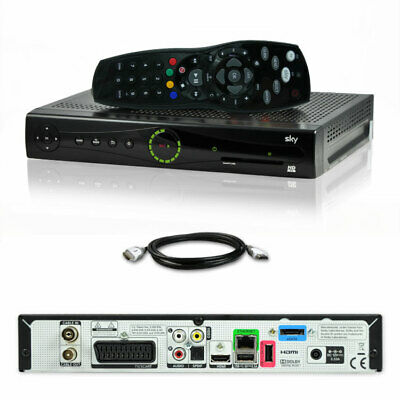 Kabel Receiver Humax PR-HD3000C DVB-C PVR Digital SKY S HD3 HDMI V23 G09 G02