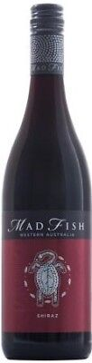 Madfish  Shiraz 2014 (12 x 750mL), Margaret River, WA.