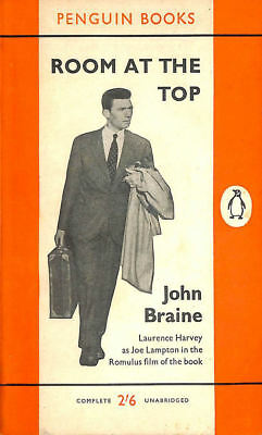 Room at the Top. Penguin Books 1361. by Braine, John