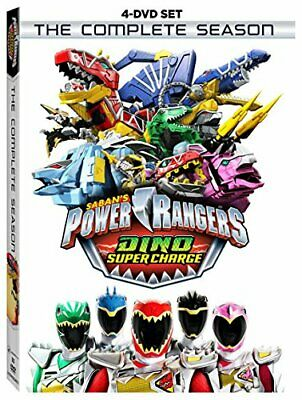 Power Rangers: Dino Super Charge - The Complete Season [DVD]