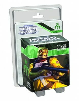 Star Wars Imperial Assault Bossk Villain