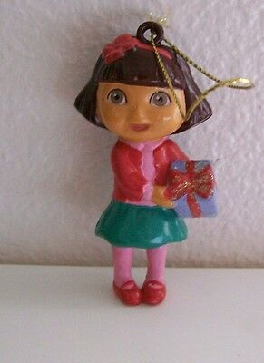 Dora The Explorer Ornament Figure
