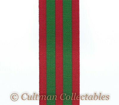 142. India General Service Medal / IGS Ribbon (1895-1902) – Full Size