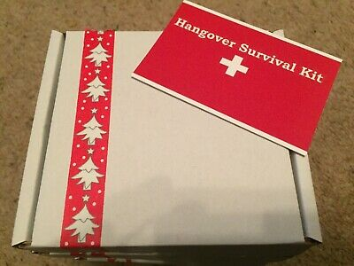 HANGOVER KIT - Party Gift Present Hen Funny birthday 18th 21st 30th 40th 50th